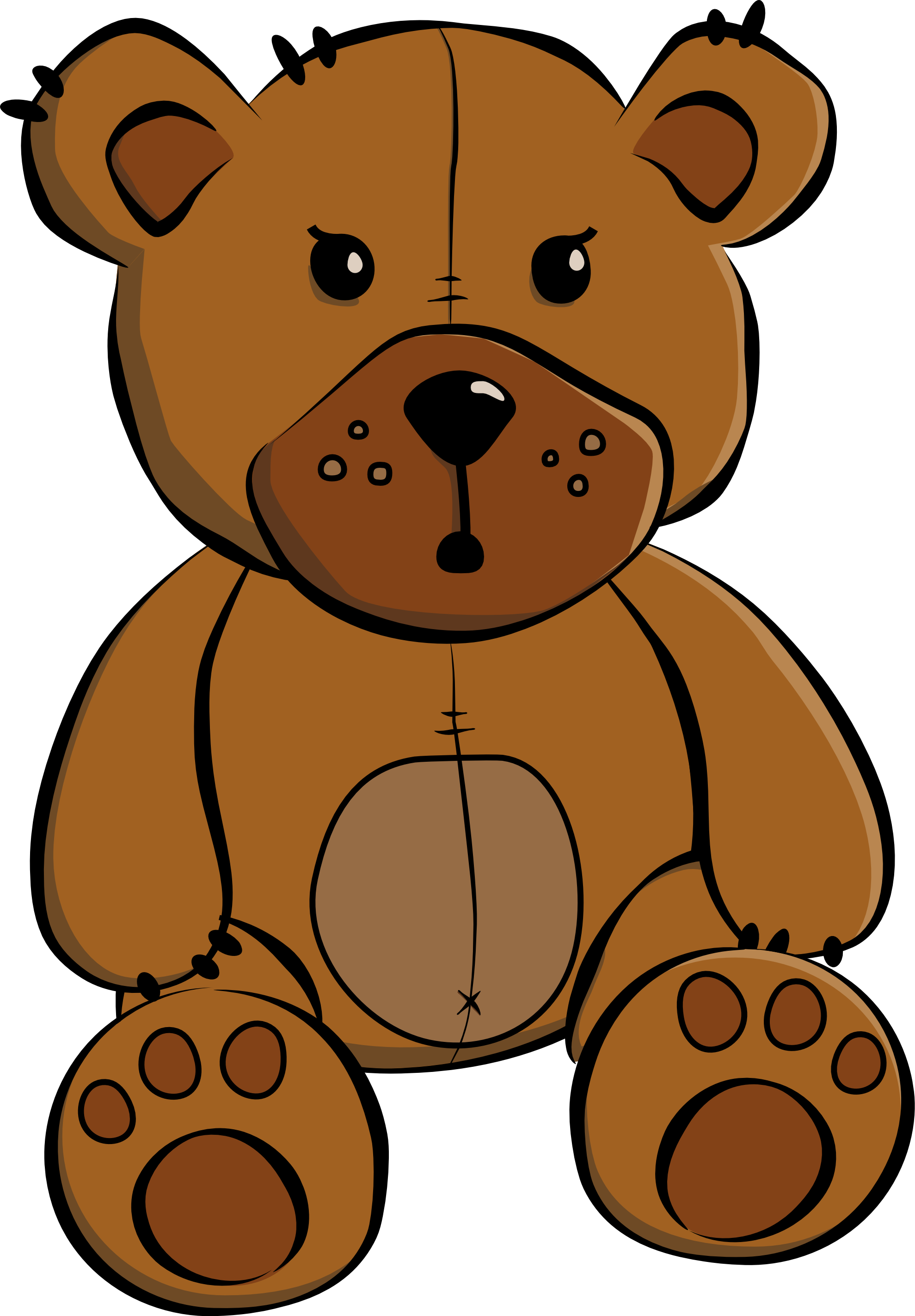 31 cartoon bear drawings . Free cliparts that you can download to you ...