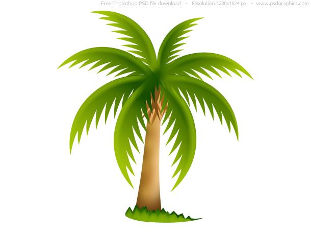 Palm Trees Clip Art - ClipArt Best
