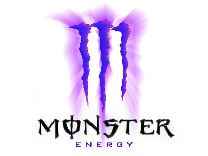 Wallpapers Eyeshield Monster Energy Logo 800x600