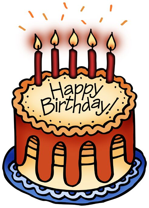 Pictures Of Birthday Cakes Drawings : Birthday Cakes Drawings - ClipArt Best