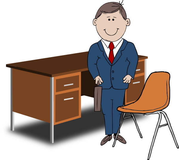male teacher clipart - photo #6