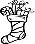 Christmas Stocking Clipart - ClipArt Best