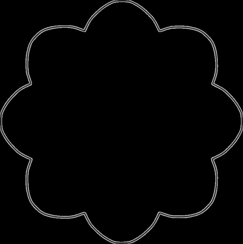 Flower Cutout - ClipArt Best