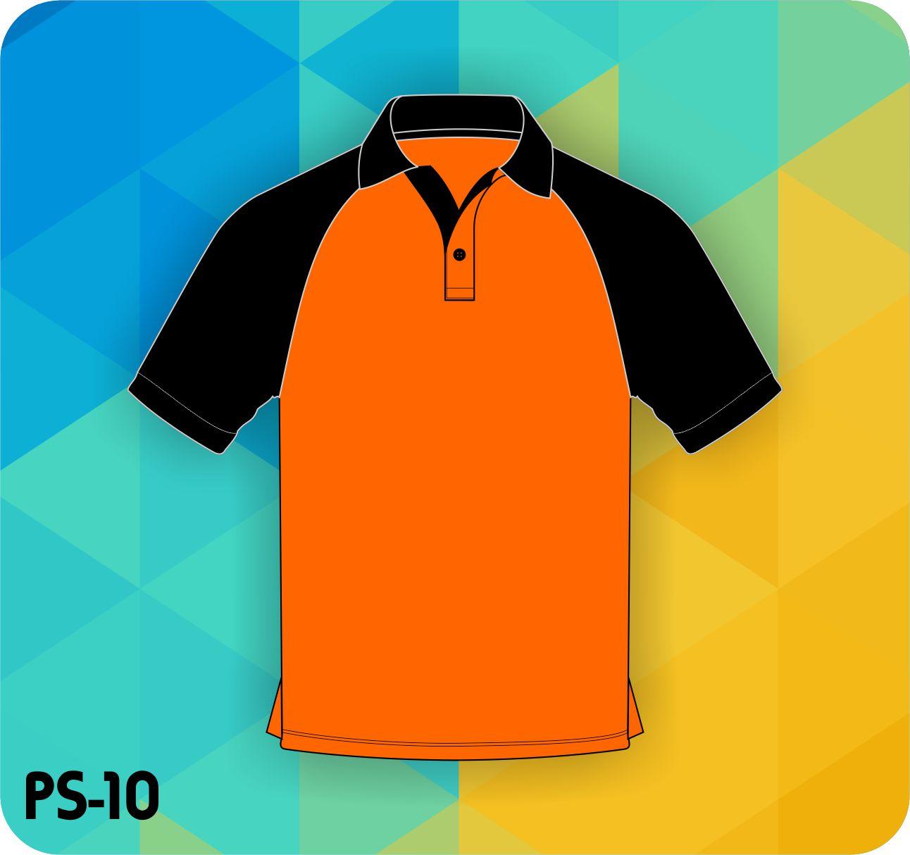 Polo Polos Hitam Clipart Best