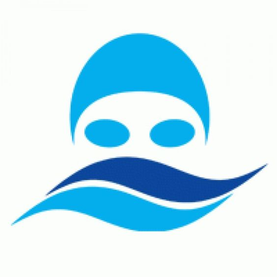 Swimming logos images clipart best for Swimming images
