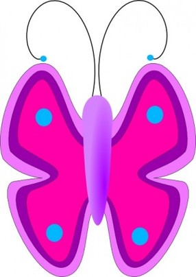 Free Animated Butterfly Clipart Clipart - Free to use Clip Art ...