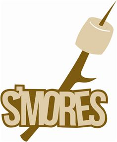 Campfire Smores Clipart - Free Clipart Images