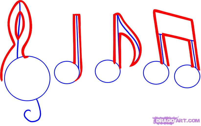 drawn music notes clipart best music note clipart png music note clip art images