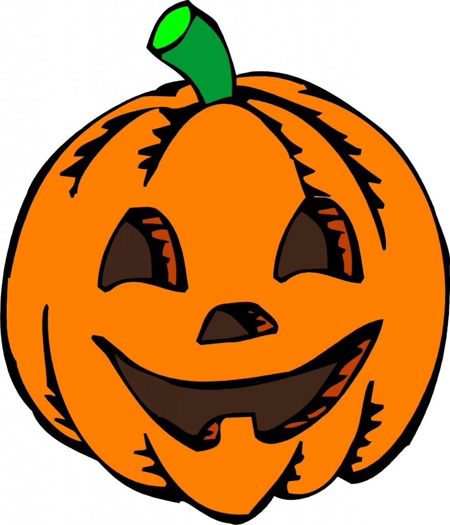 Free halloween pumpkin clipart