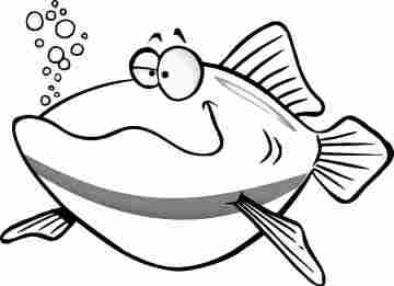 Cartoon Of A Fish | Free Download Clip Art | Free Clip Art | on ...