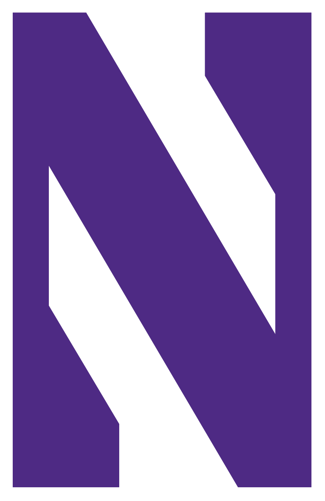 File:Northwestern Wildcats logo.svg