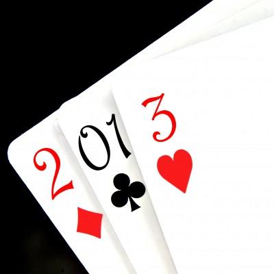 Poker run clip art