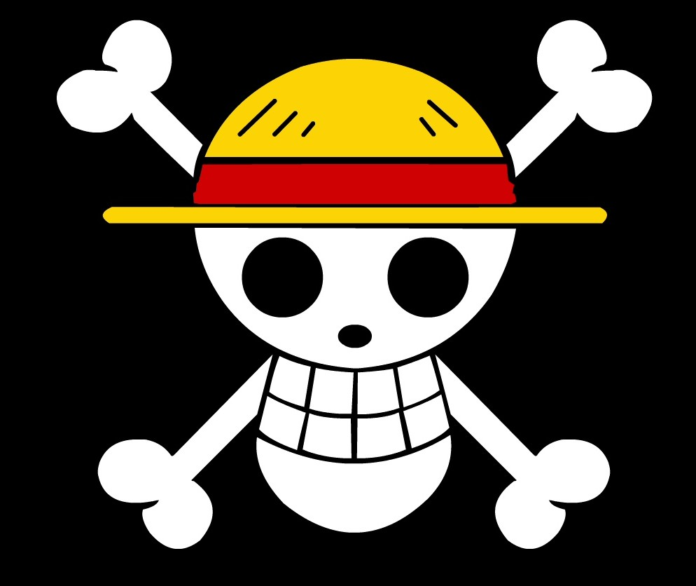 One Piece Anime Logo | Zoom Wallpapers