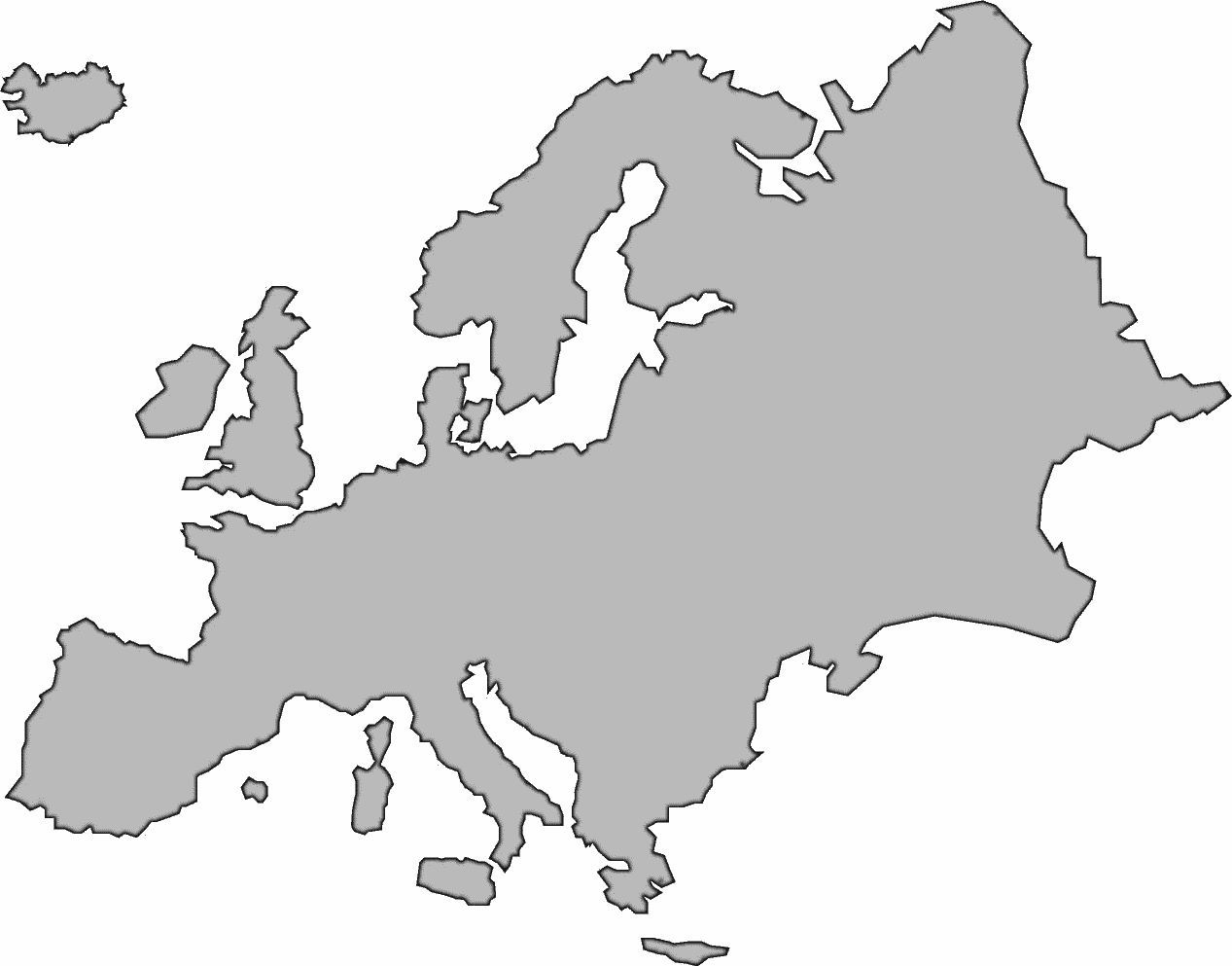 clipart of europe - photo #21