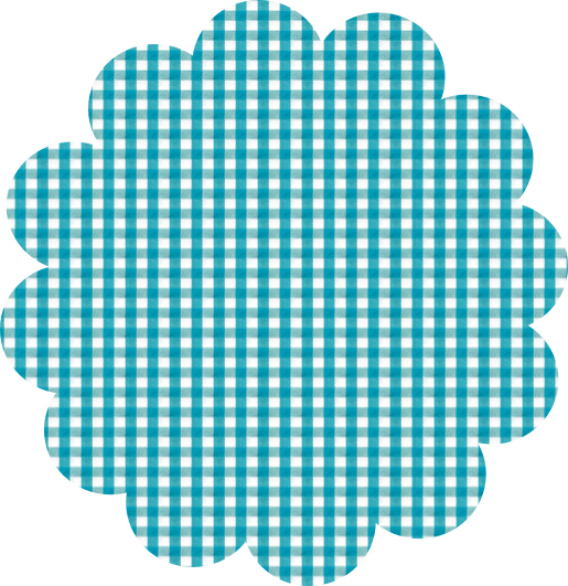 free digital scalloped circle scrapbooking tags - Muscheletiketten ...