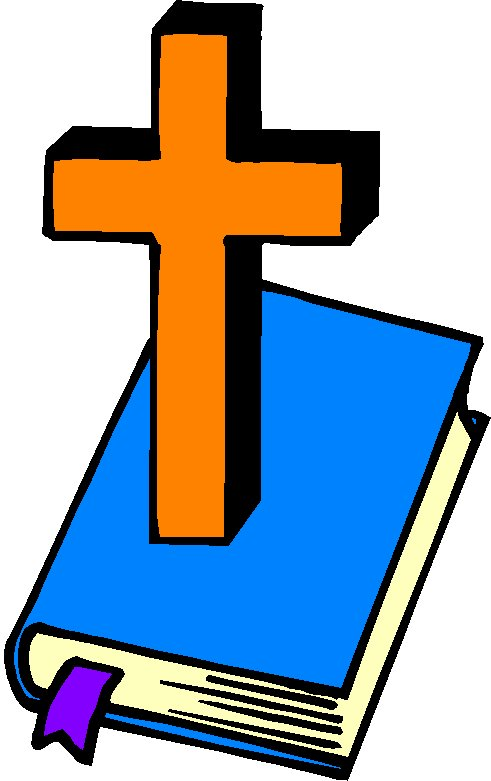 Christian Cross And Bible - ClipArt Best