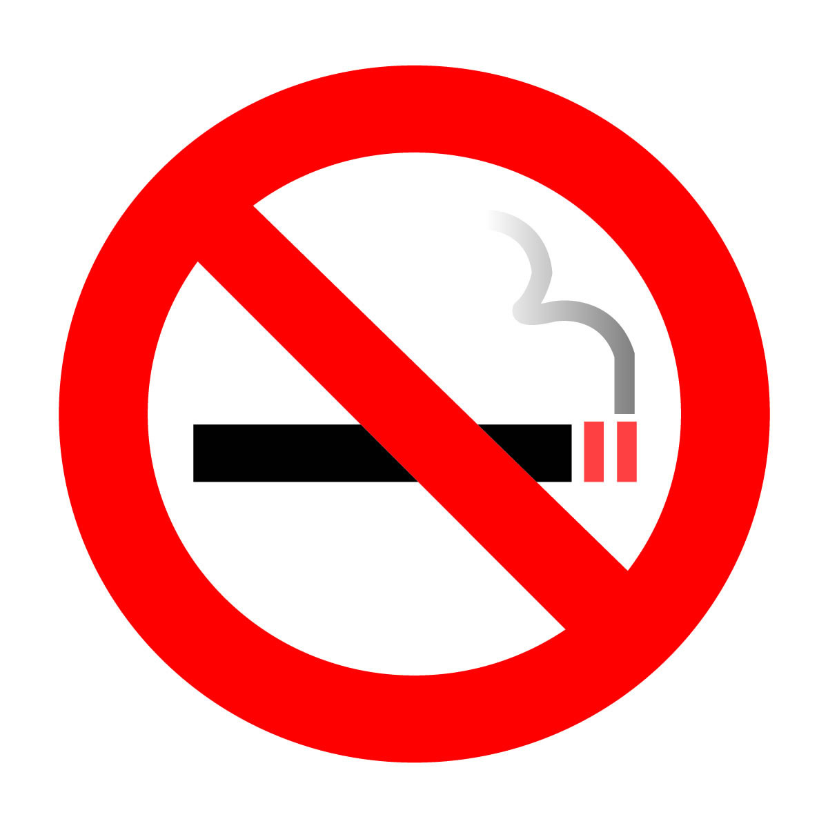 Smoke-Free Washington :: Smoke-free Signs