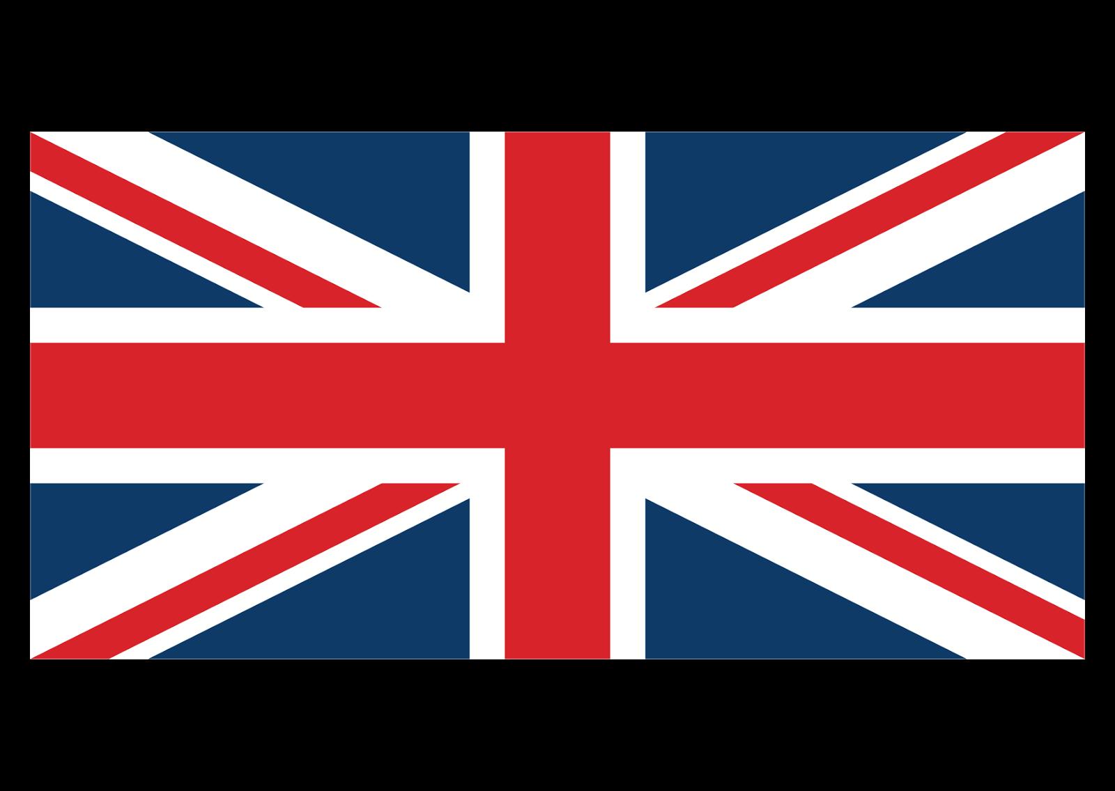 Bendera Inggris Vector Clipart Best