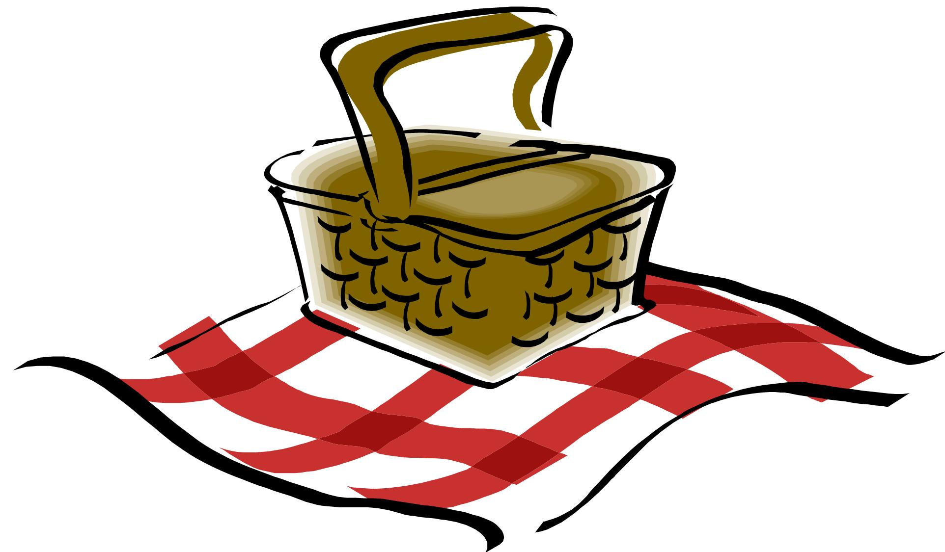 Clip Art Picnic Basket Clip Art picnic basket graphic clipart best church images free images