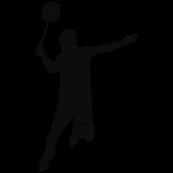 Badminton Designs - ClipArt Best Badminton Player Png