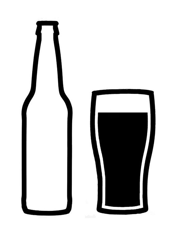 Clip Art Beer Bottle Clip Art beer bottle drawing clipart best clip art hostted