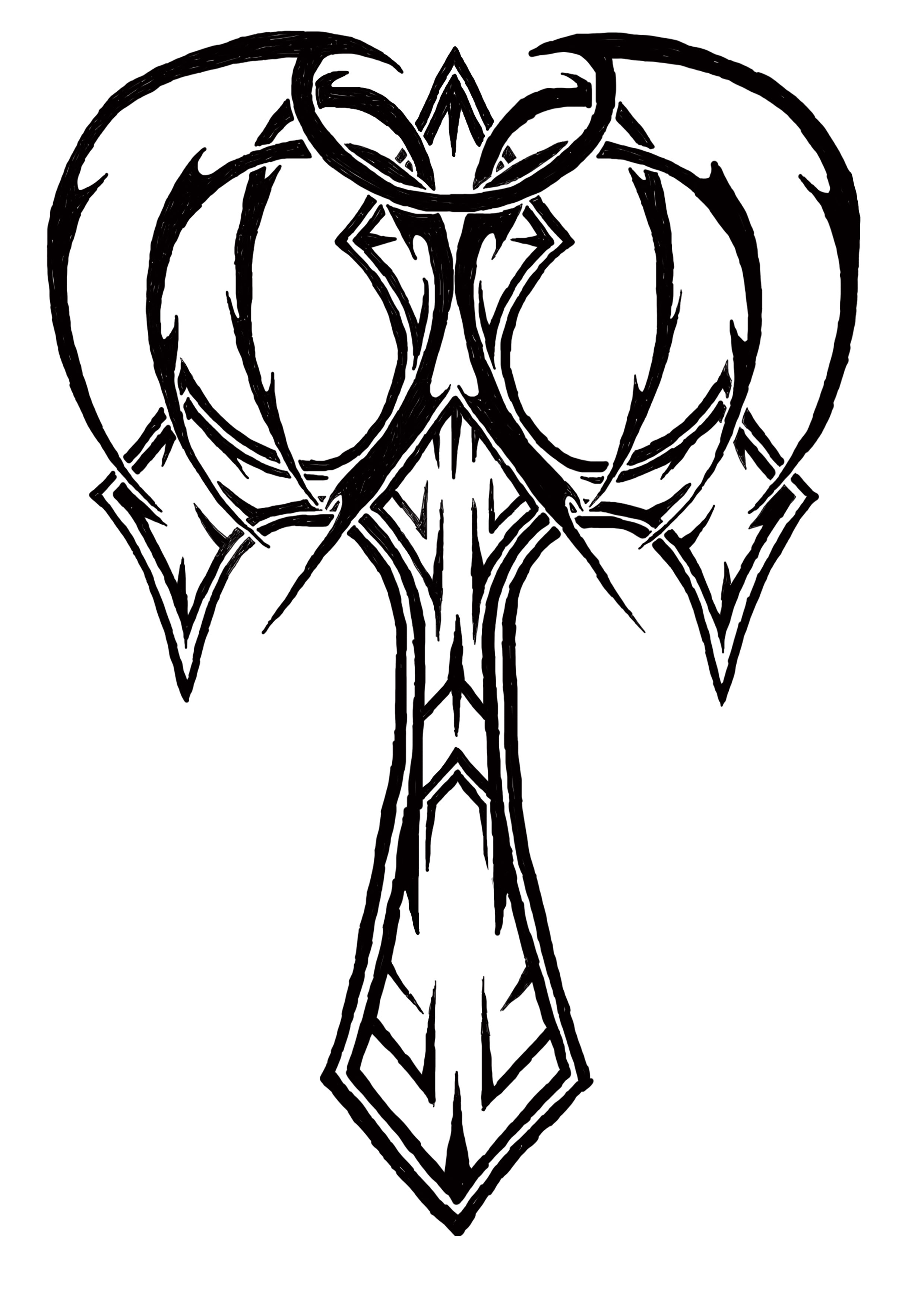 Cool Cross Designs To Draw - ClipArt Best