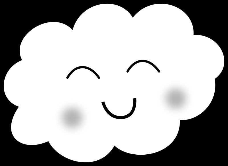 Happy Cloud Coloring