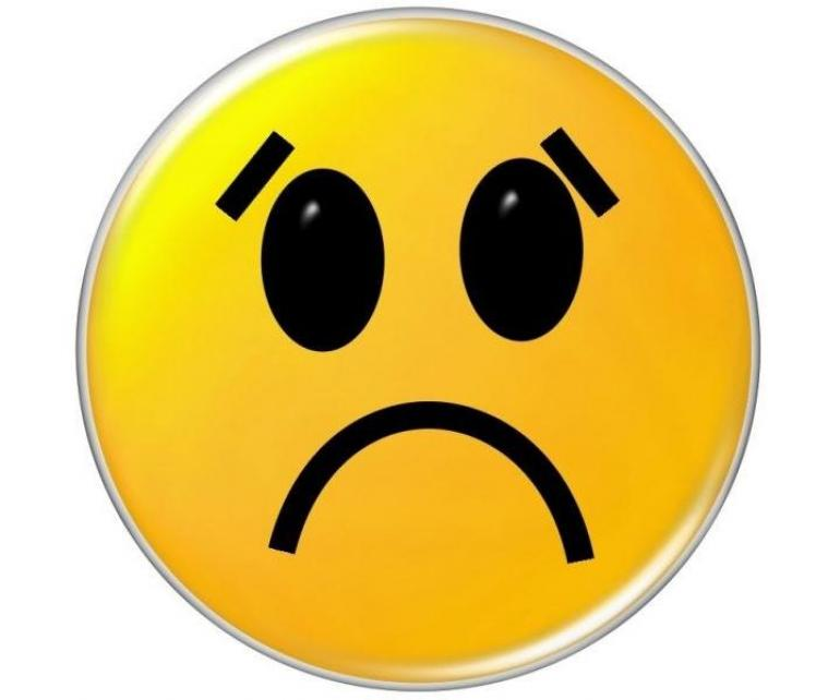 Pictures Of Sad Cartoon Faces - ClipArt Best