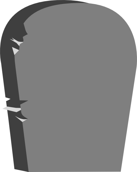 picture How to Draw a Gravestone