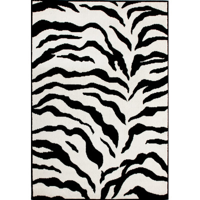 Picture of zebra print clipart best - Alfombras animal print ...