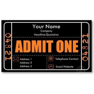 Blank Admit One Ticket Template - ClipArt Best - ClipArt Best