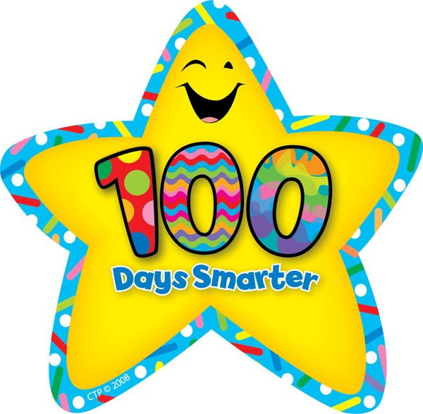 100th Day of School Clipart 100th Day of School Clipart