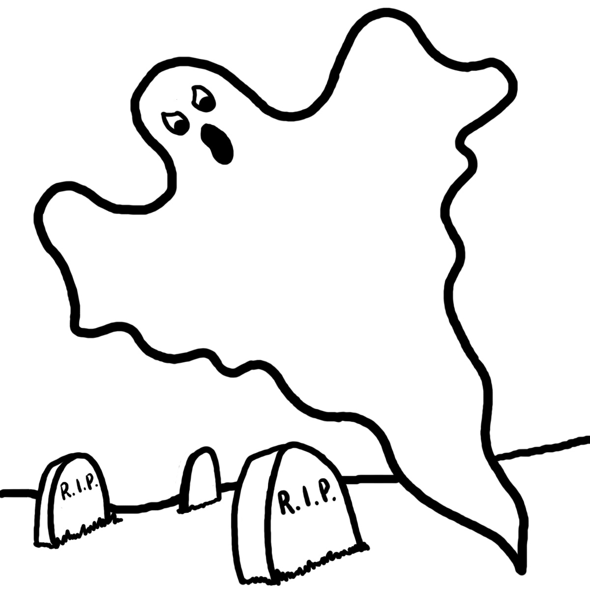 Cartoon Ghost Images