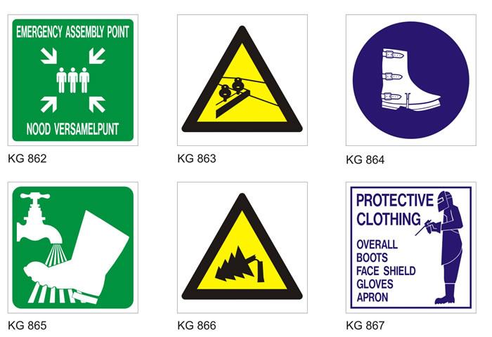 Road Signs And Symbols Symbolic Nosa Road General