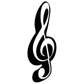 Clip Art Treble Clef Clip Art clip art treble clef clipart best clefs best