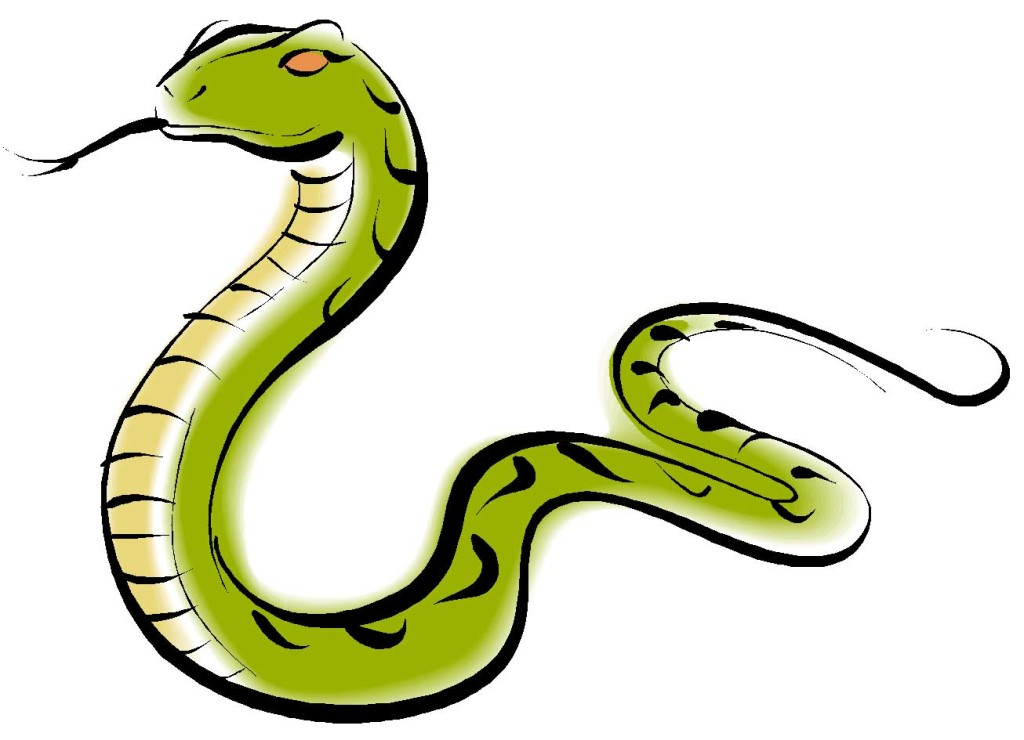 Cartoon Snakes - ClipArt Best