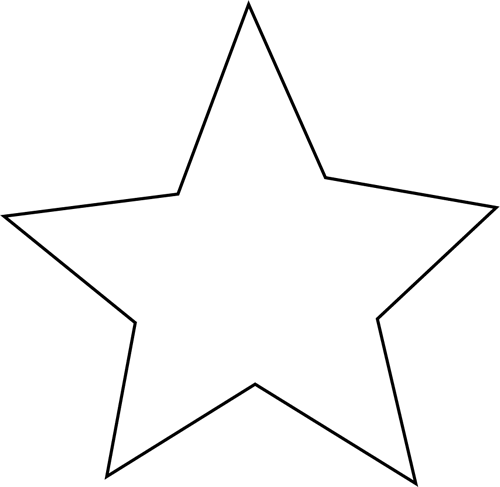 Tiny White Stars