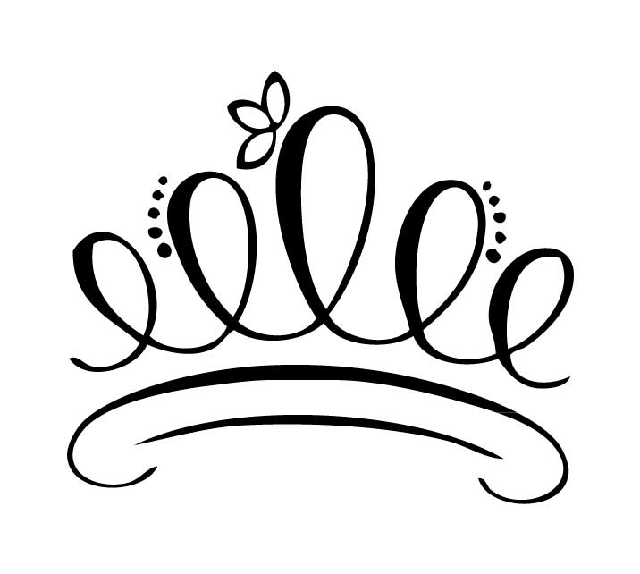 Line Drawing Crown : Crown line drawing clipart best