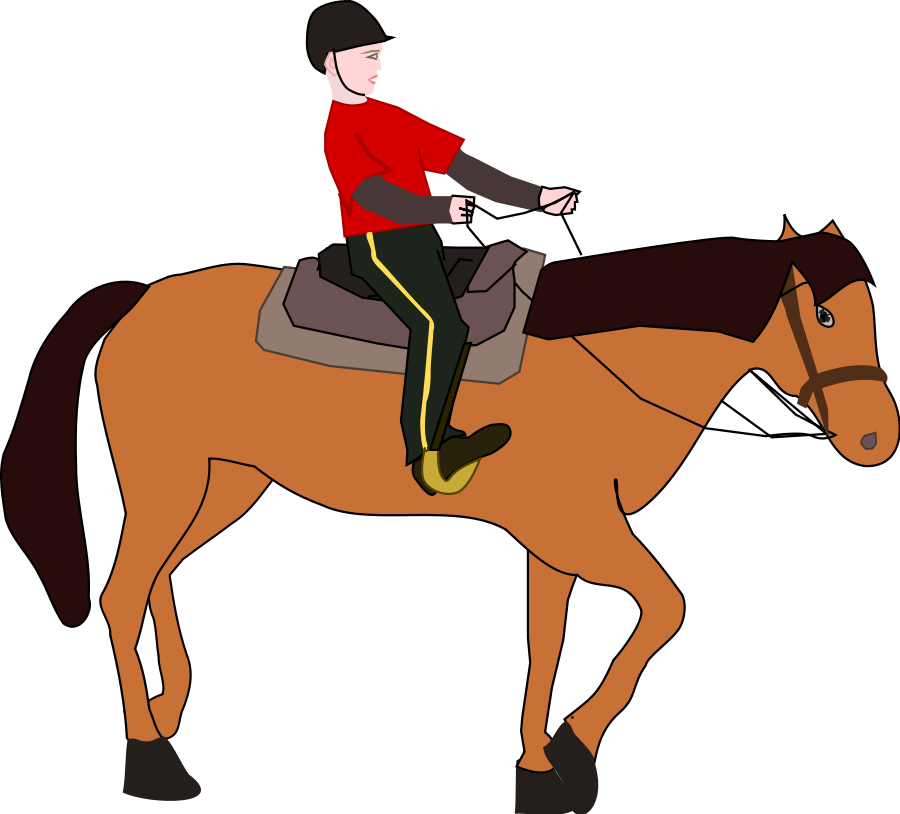 clipart horse - photo #32