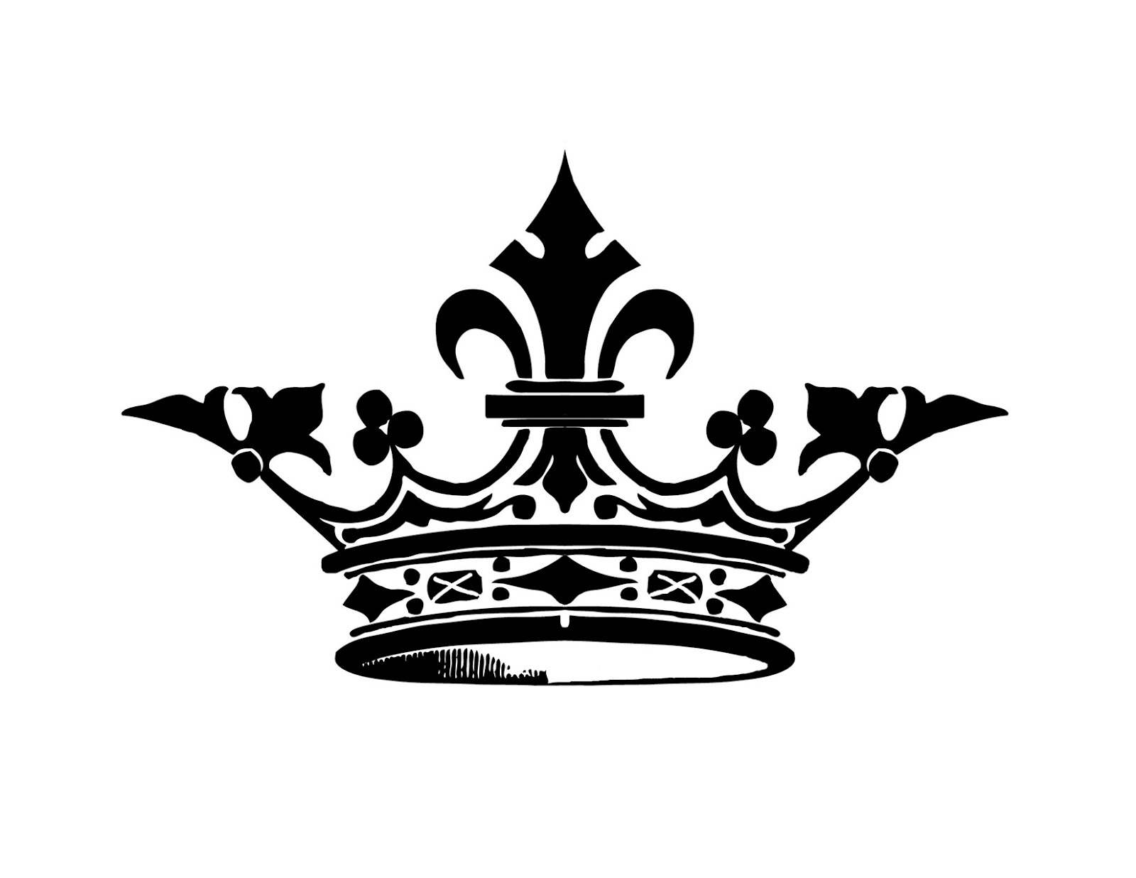 Line Drawing Crown : Drawings of king crowns clipart best