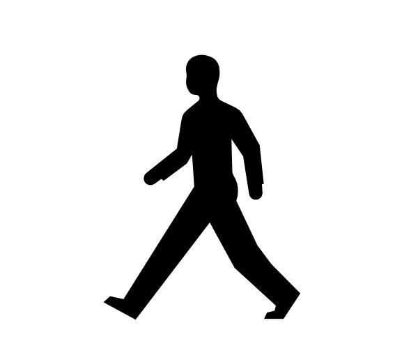Human Figure Outline
