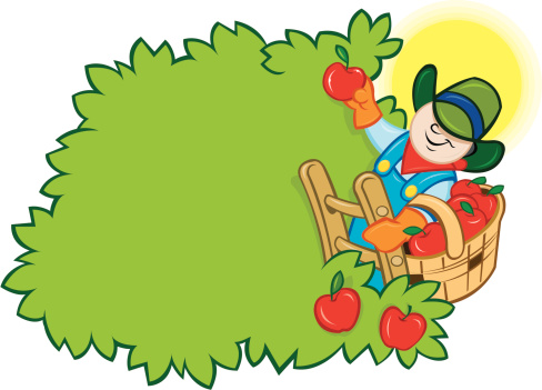 Apple Orchard Clipart - ClipArt Best