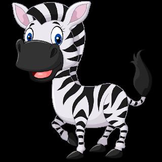zebra baby clipart - photo #3