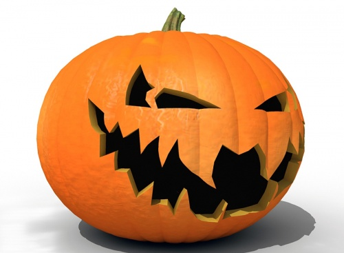 Gallery For gt Scary Pumpkin