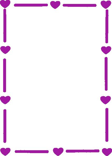 hearts border clip art - ClipArt Best - ClipArt Best