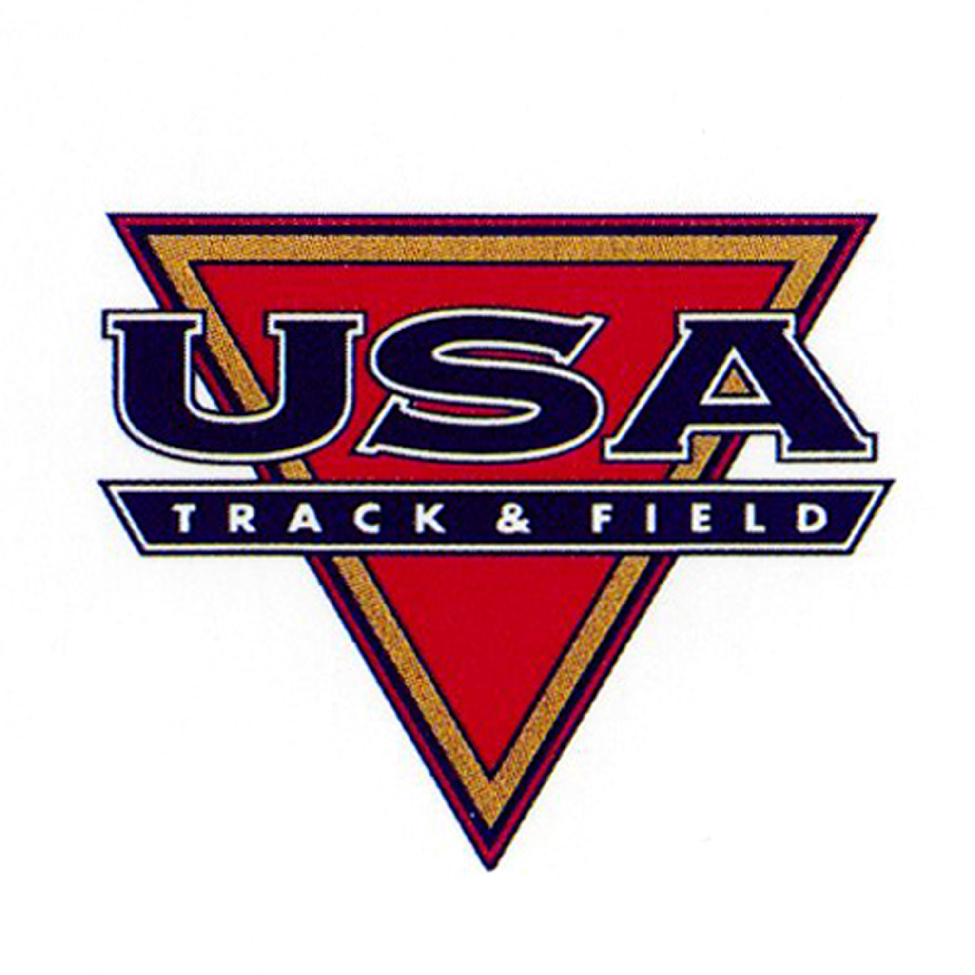 The Gallery For Gt Track And Field Logo Clip Art