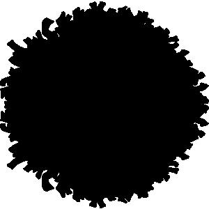 Pom Pom Clipart Black And White - ClipArt Best