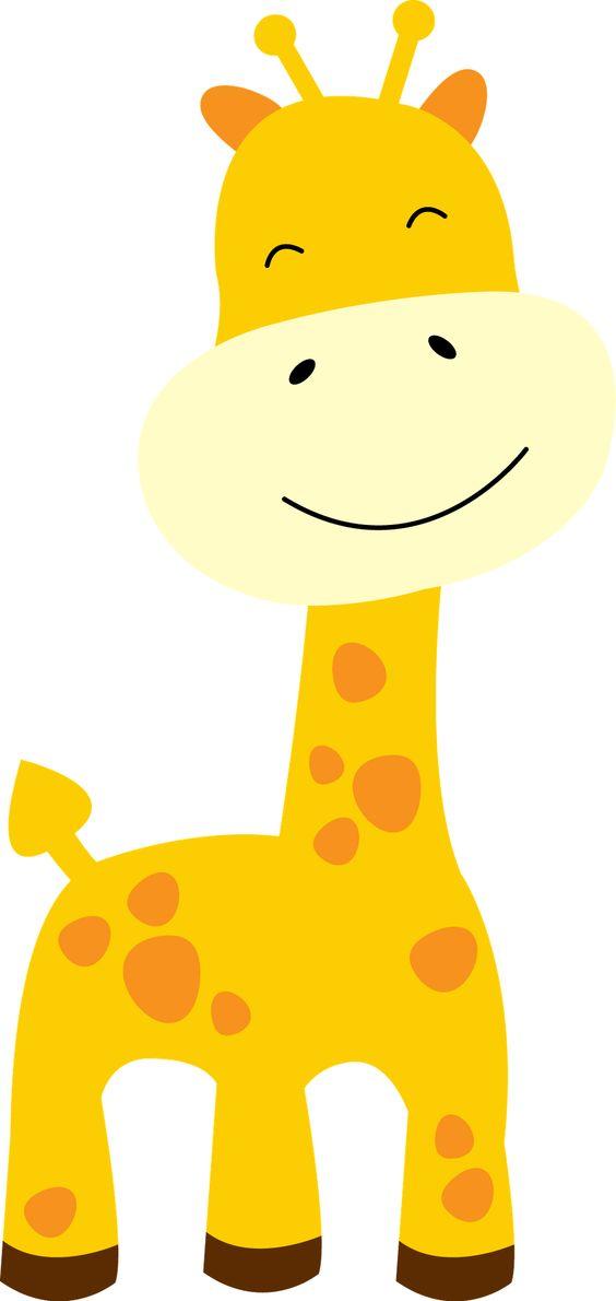 Clipart Baby Giraffe - ClipArt Best