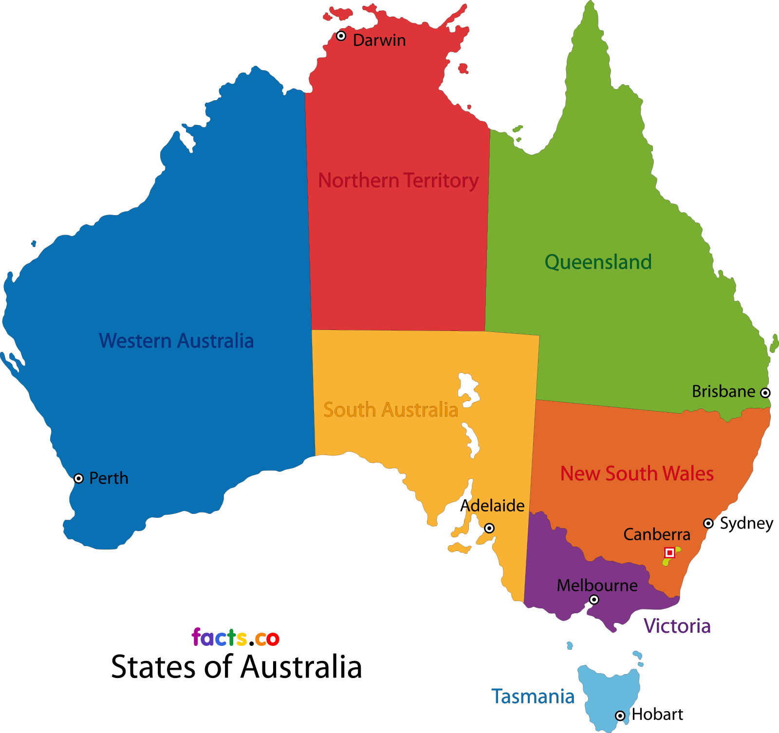 Picture Of Australia Map ClipArt Best – State Map of Australia