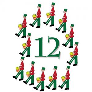 12 Days of Christmas Graphics